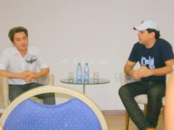 Fernando e Sorocaba se apresentaram na 30° Expojipa