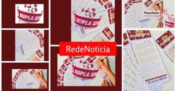 Dupla Sena, resultado e premiação