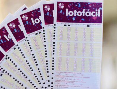 Resultado da Lotofacil