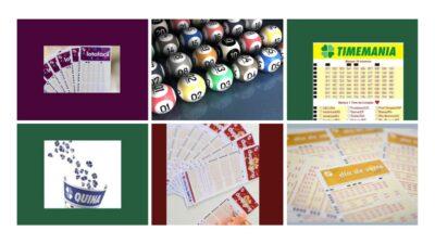 Jogos da Loteria realizados na quinta-feira 16/09/2021