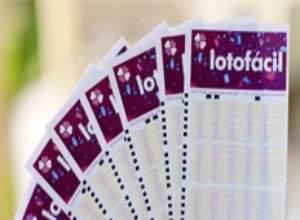 Resultado da Lotofacil da Loteria Federal da Caixa
