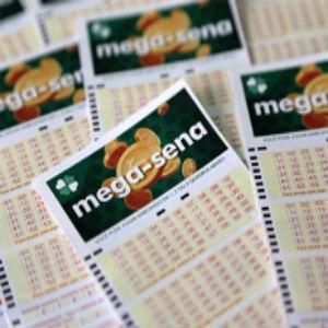 Resultado da Mega Sena da Loteria Federal